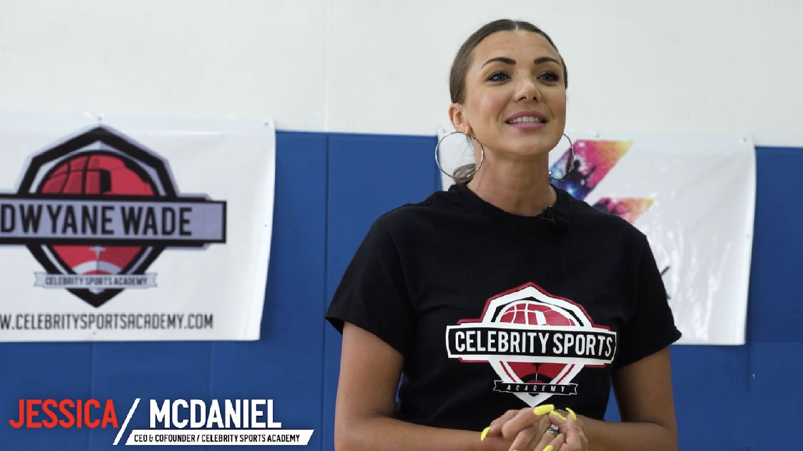 Celebrity Sports Academy Virtual Camp Intro