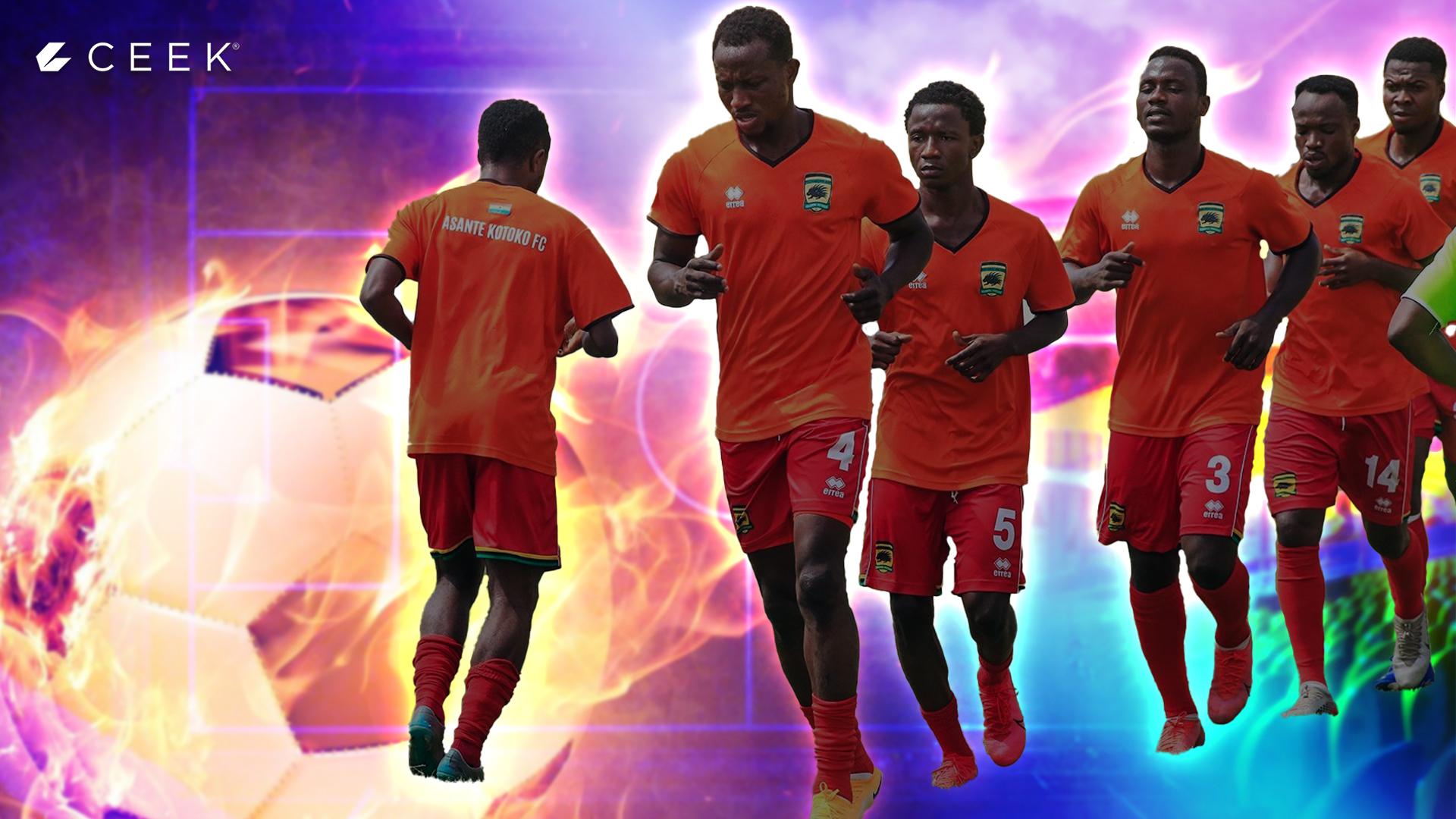Asante Kotoko Prepare for Ashgold Clash