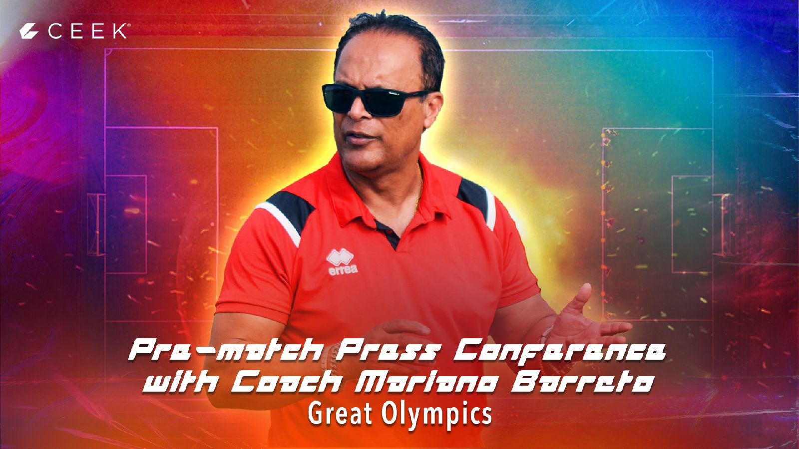 Post match press interview with Head Coach Mariano Barreto | Great Olympics