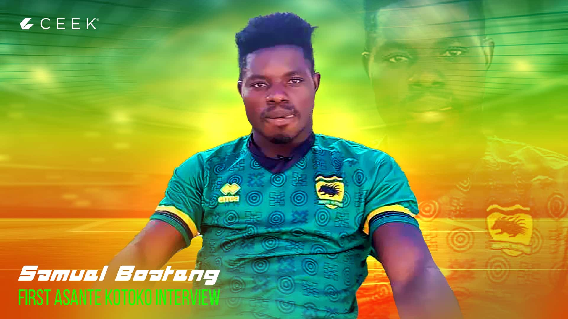 Samuel Boateng: first Asante Kotoko interview