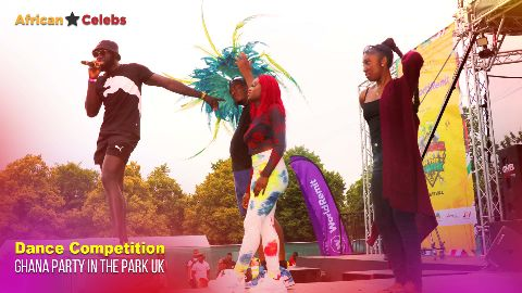 Dance Competition  - Ghana Party In The Park 2021 video