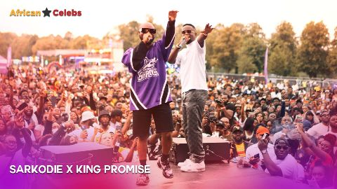 Sarkodie x King Promise -  GPITP video