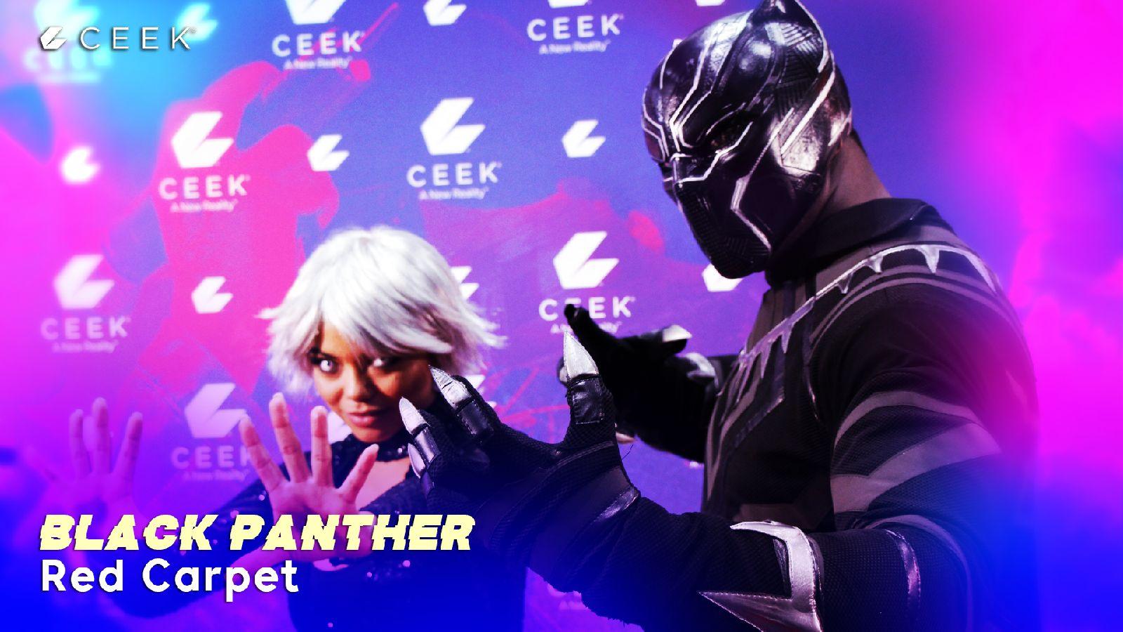 Black Panther - Red Carpet
