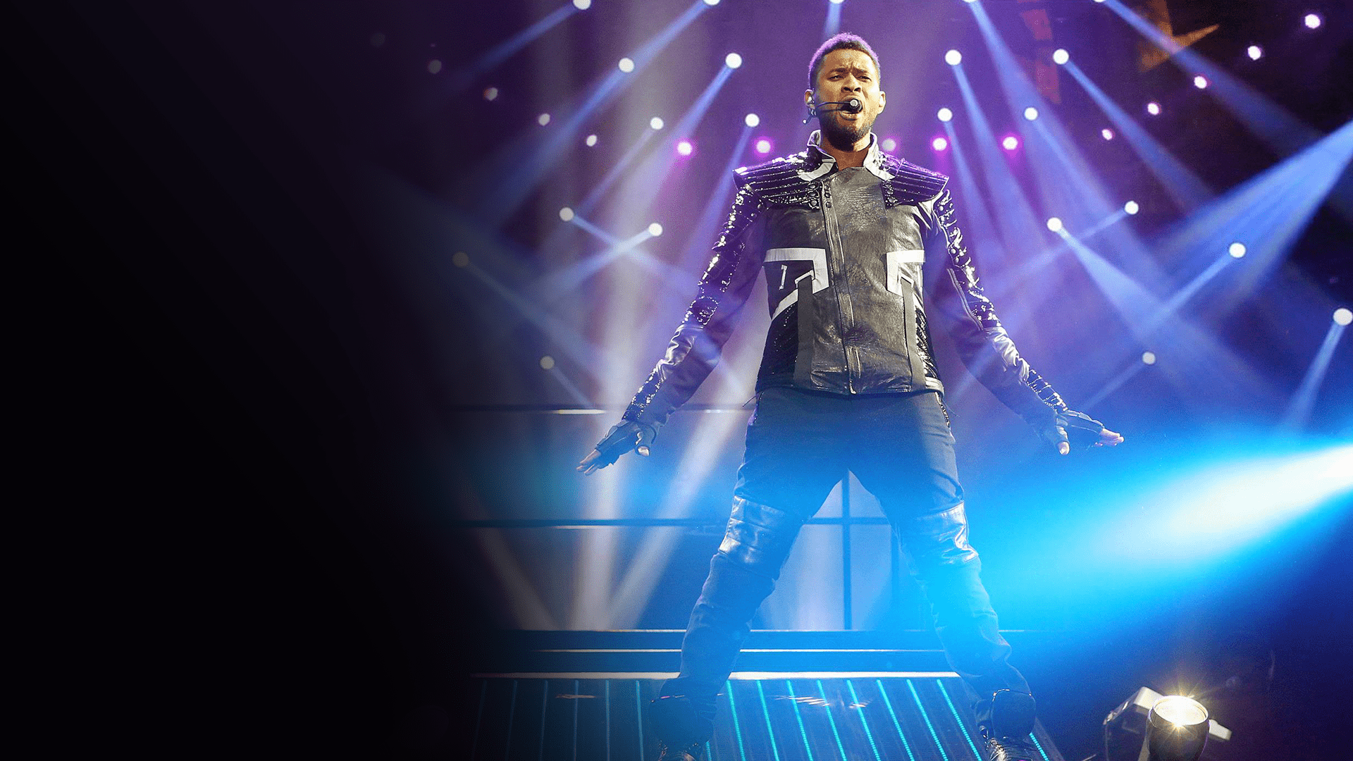 Usher Performs Yeah At The World Music Awards