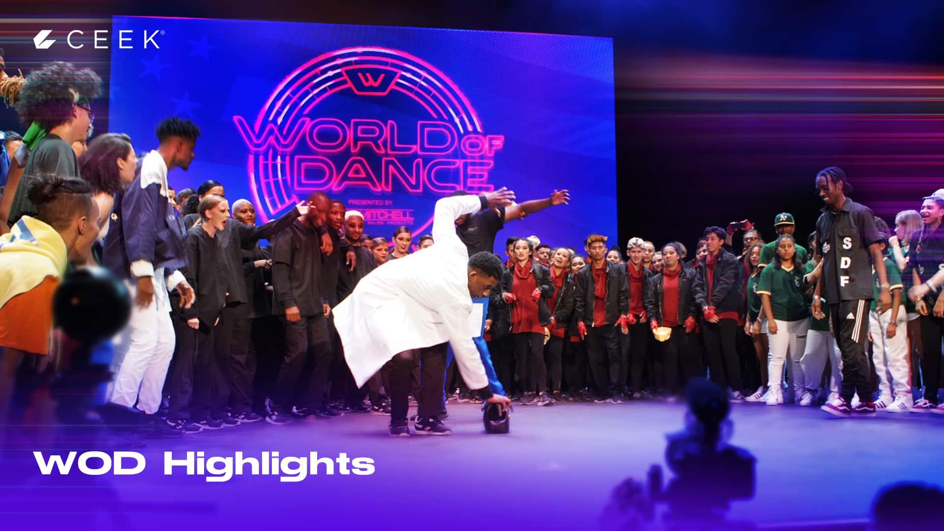 WOD Highlights