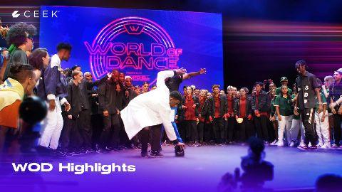 WOD Highlights video