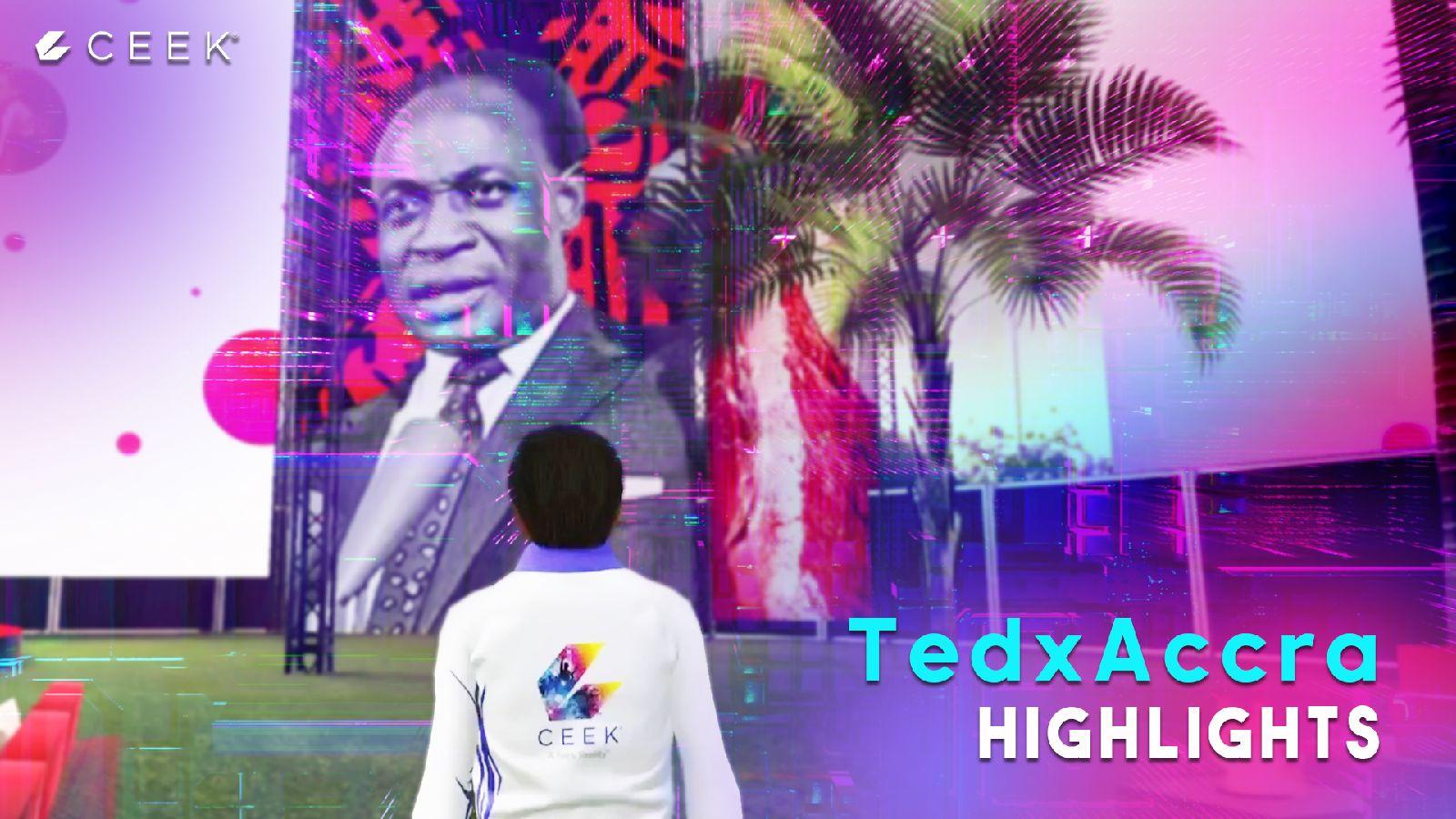 TEDxAccra  - Highlights
