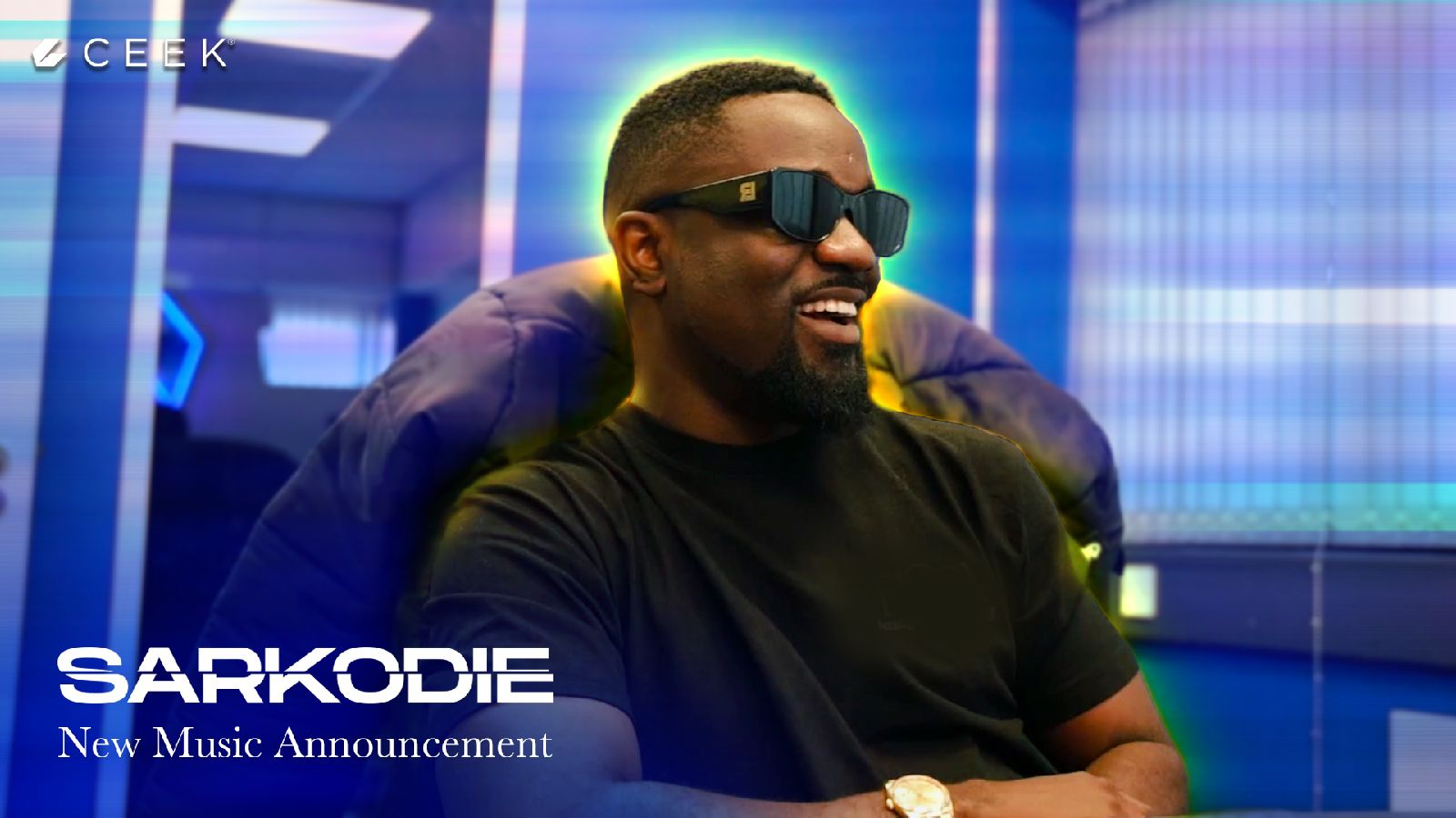 Sarkodie New Music Announcement