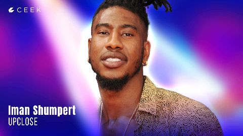Upclose with Iman Shumpert video
