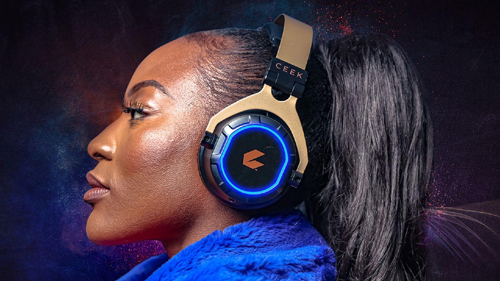 4D Headphones