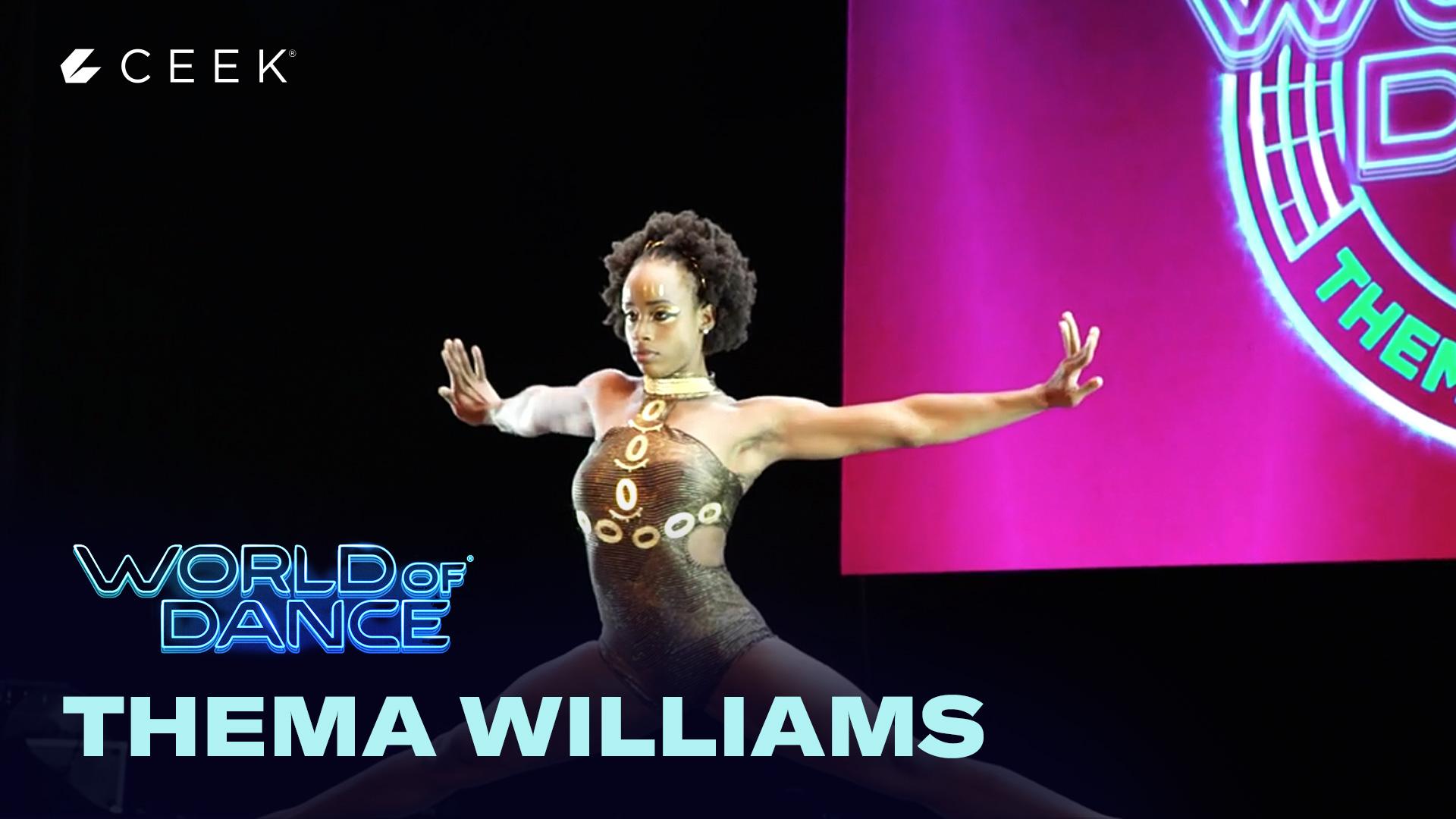 Thema Williams - WOD