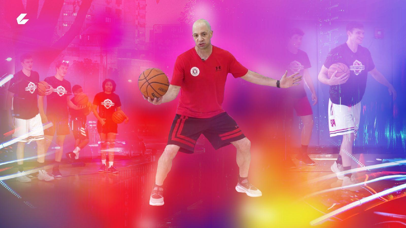 Basketball Training L2: Finishing School