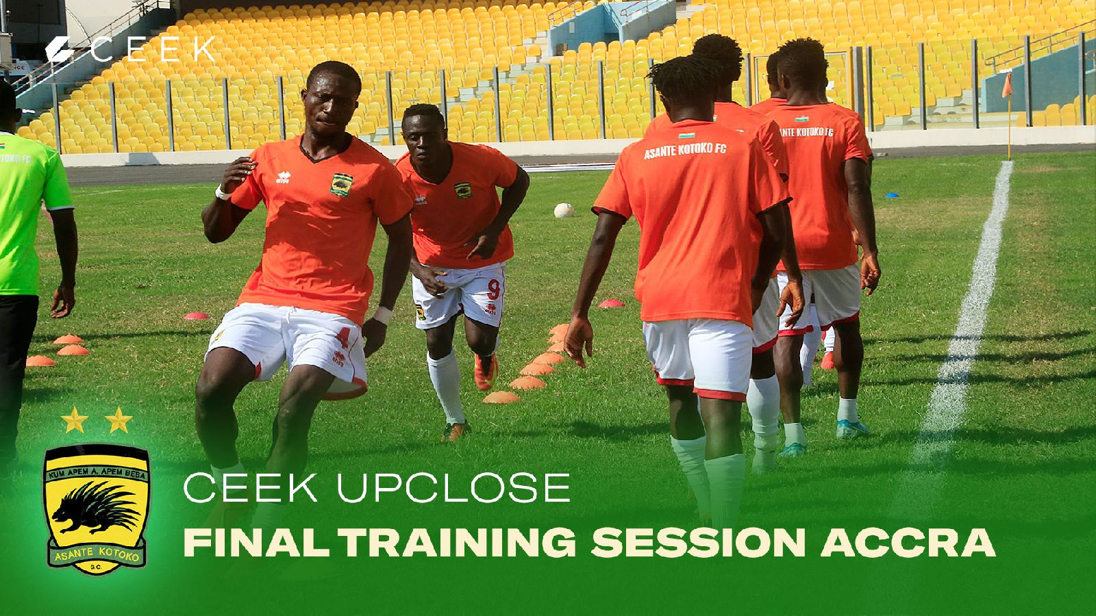 Final Training Session Accra
