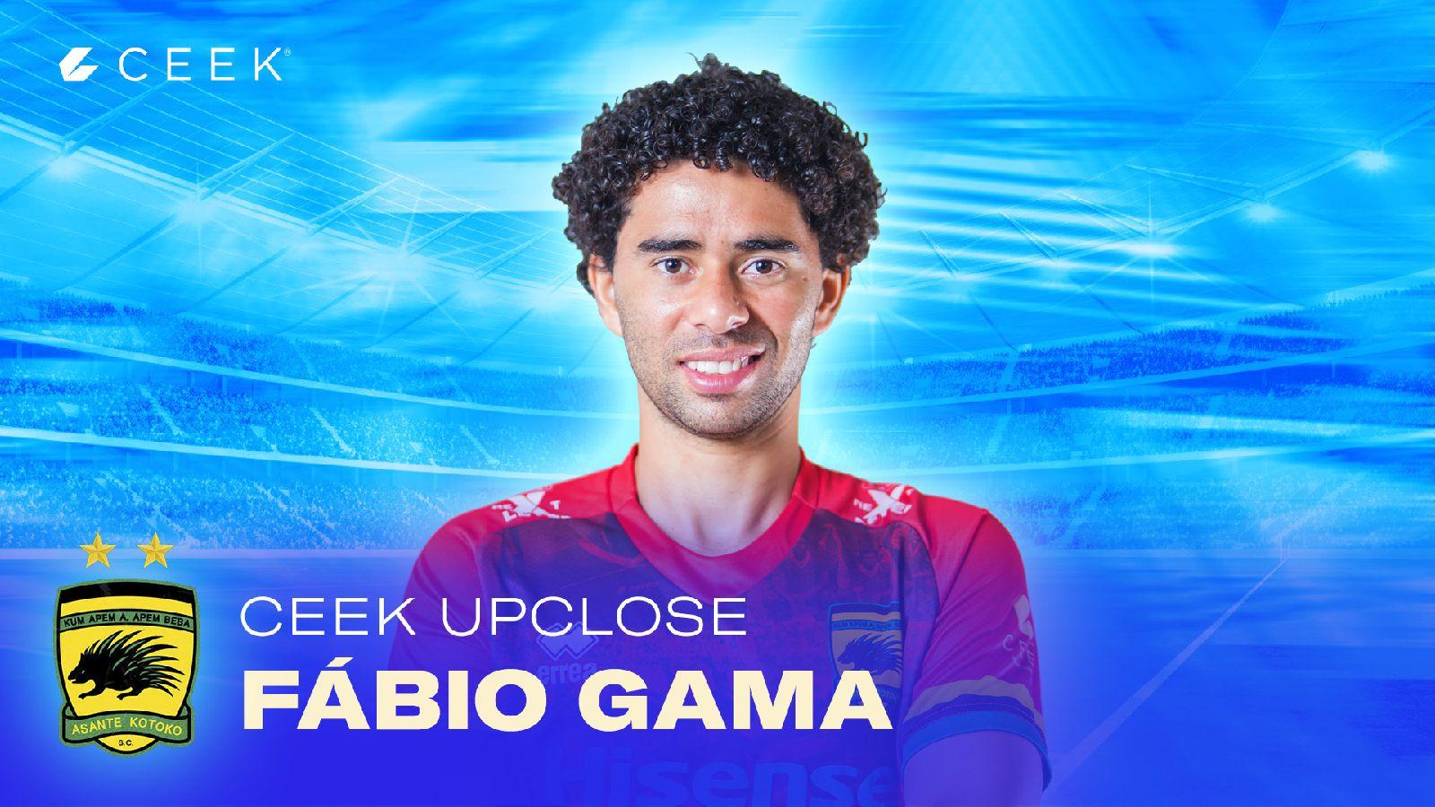 Fábio Gama Upclose