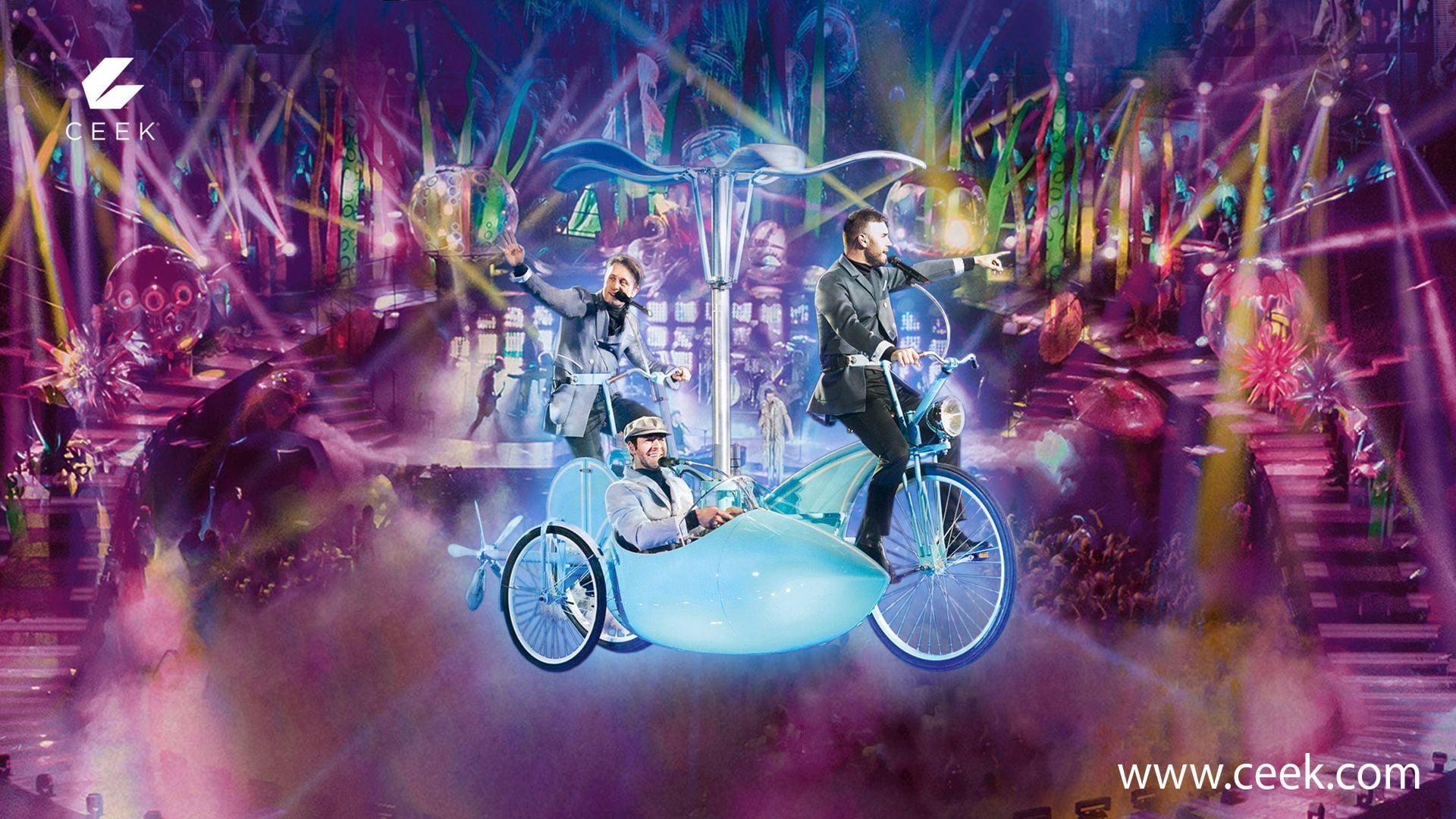Take That - O2 Arena