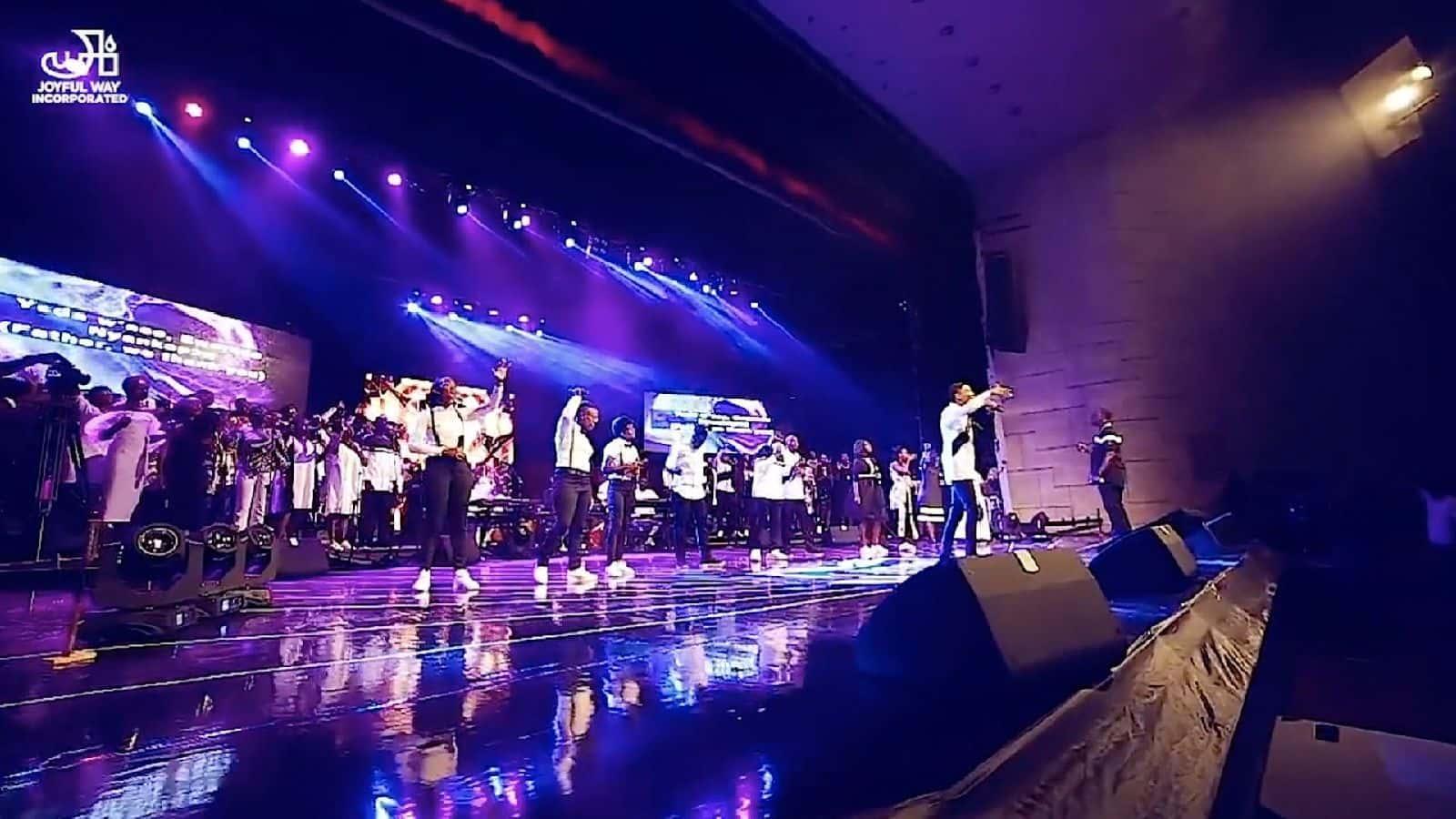 Worship Medley (Live) - Joyful Way Inc. at Explosion of Joy 2019