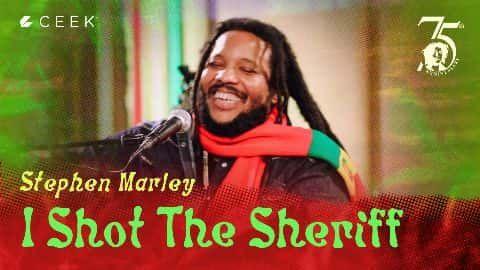 I Shot The Sheriff video