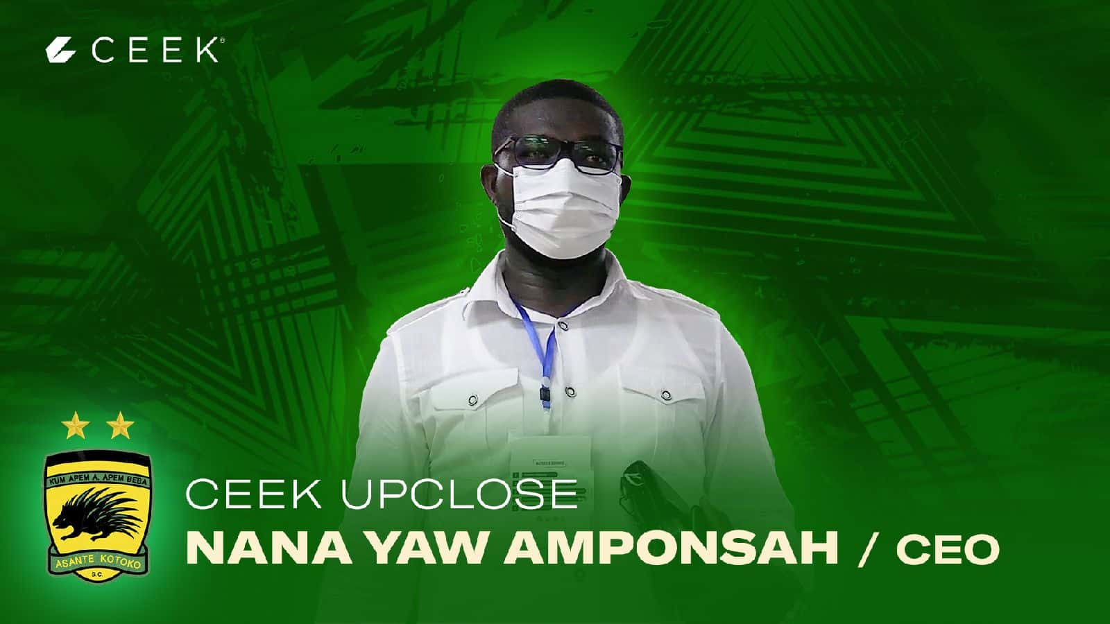 Nana Yaw Amponsah ceek.com