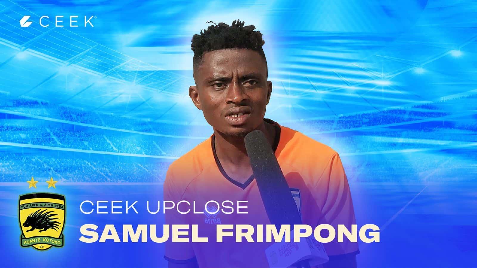 Samuel Frimpong Unfazed by FC Nouadhibou threat