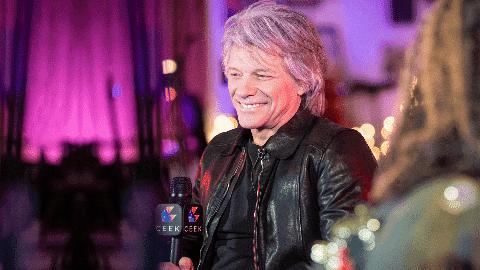 Bon Jovi Upclose video