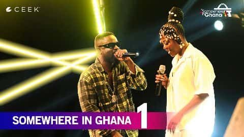 Somewhere in Ghana - Part 1 video