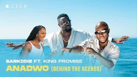 Anadwo featuring King Promise - Behind The Scenes video