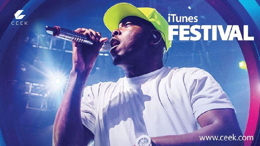 Dizzee Rascal - iTunes Festival