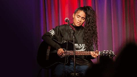 Jessie Reyez Live Concert video
