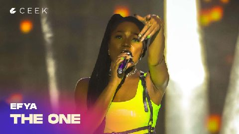 Efya - The One video