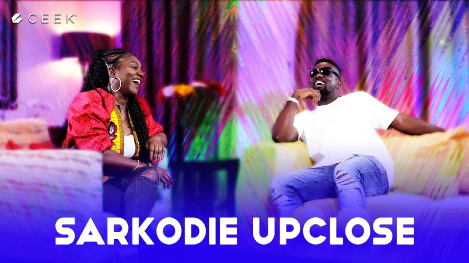 Sarkodie  - Upclose