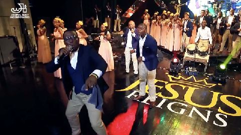 Worship Medley Pt. 1 (Live) - Joyful Way Inc. at Explosion of Joy 2018 video
