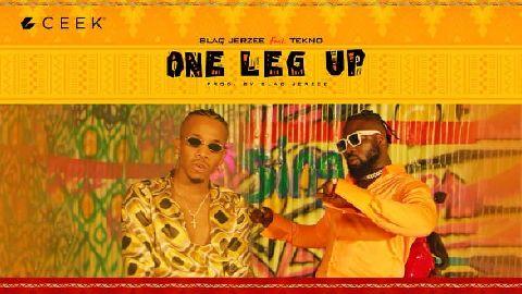 Blaq Jerzee Ft Tekno - One Leg Up video