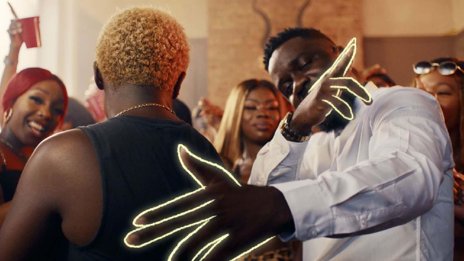 Sarkodie, Donae'O & Idris Elba Bulls#!t ceek.com