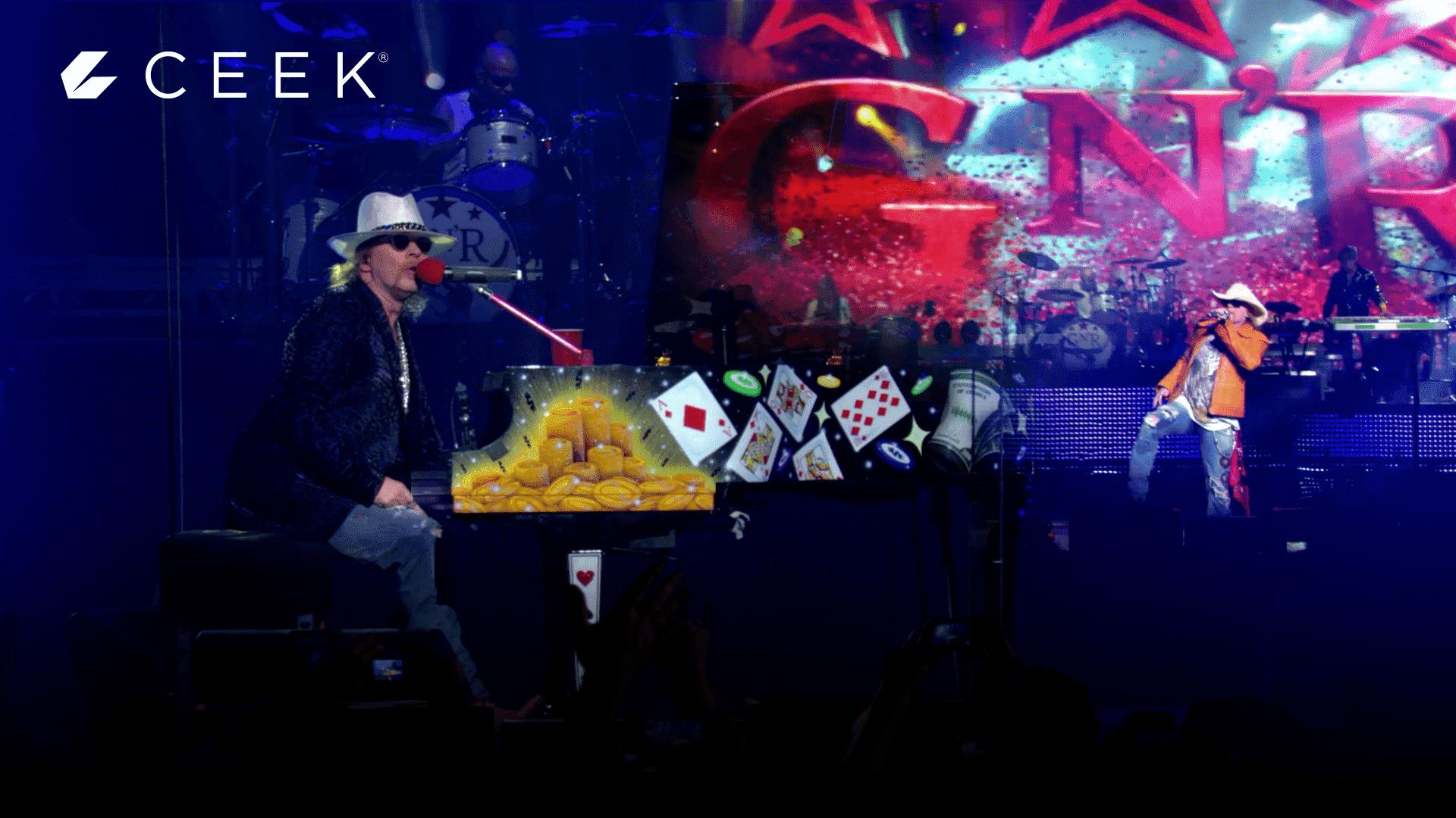 Guns N Roses - At The Hard Rock – Las Vegas