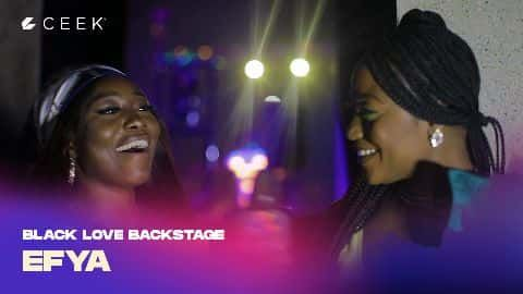 Backstage with EFYA video