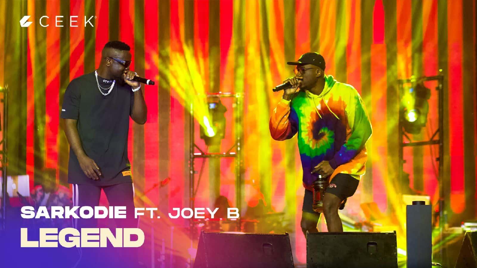 Legend ft. Joey B